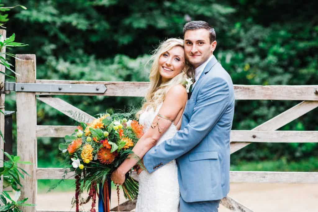 wedding photographer new forest