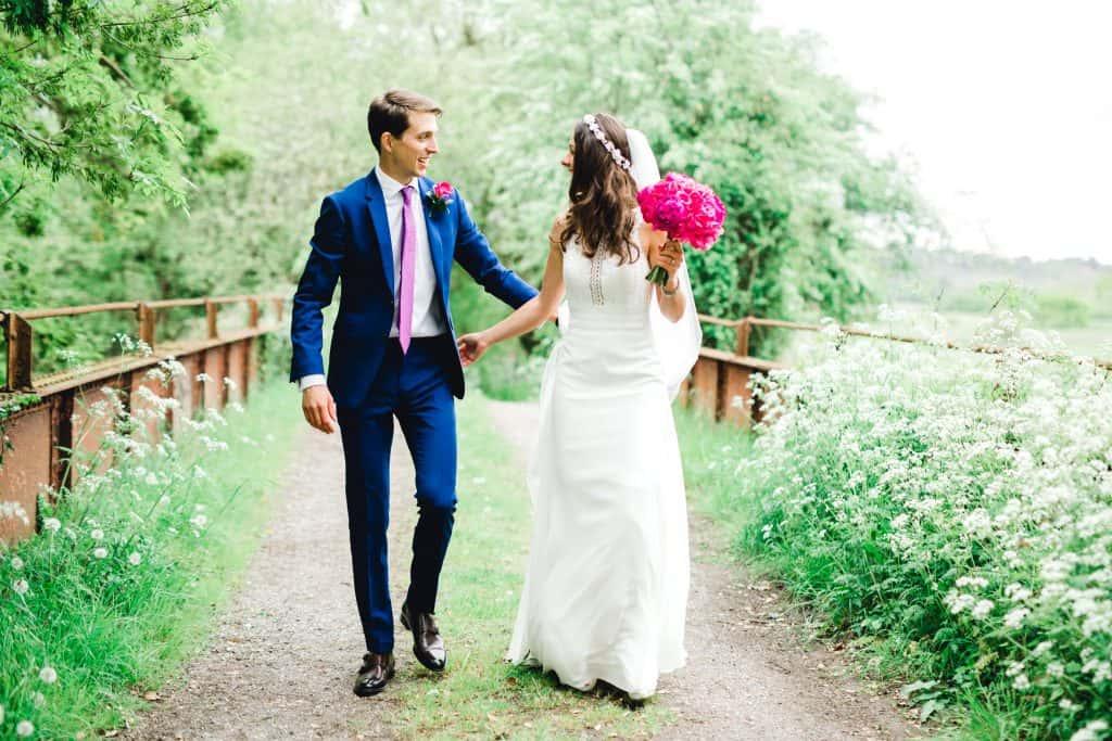 Luxury wedding dress winchester