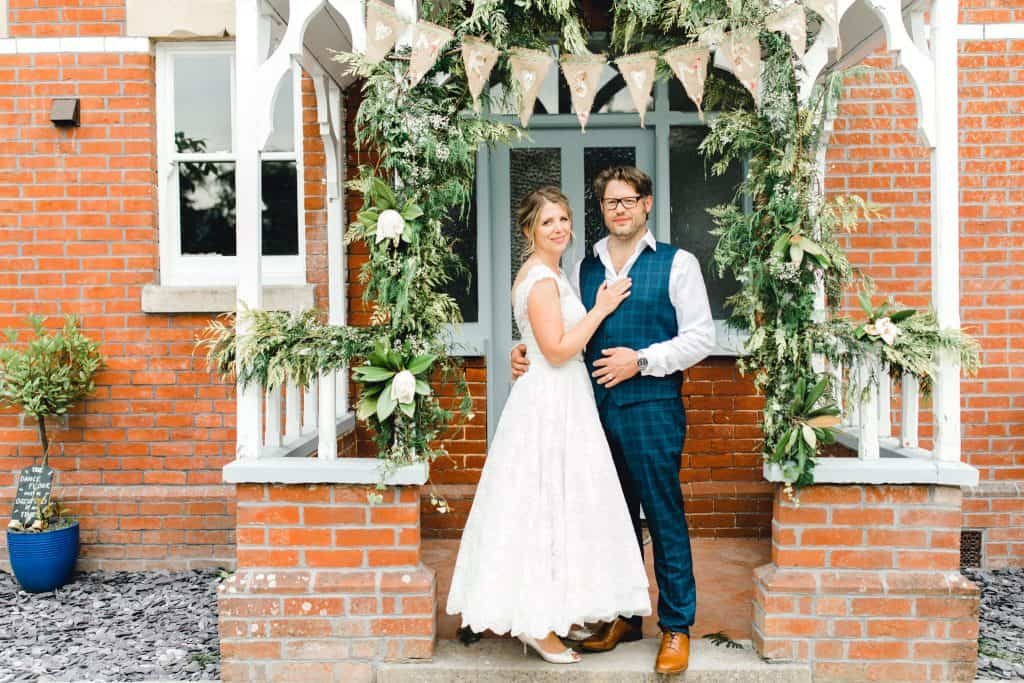 Winchester documentary wedding photographer
