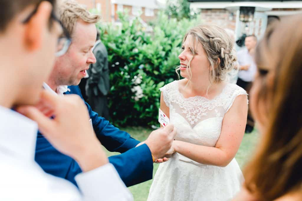 relaxed romsey wedding photographer