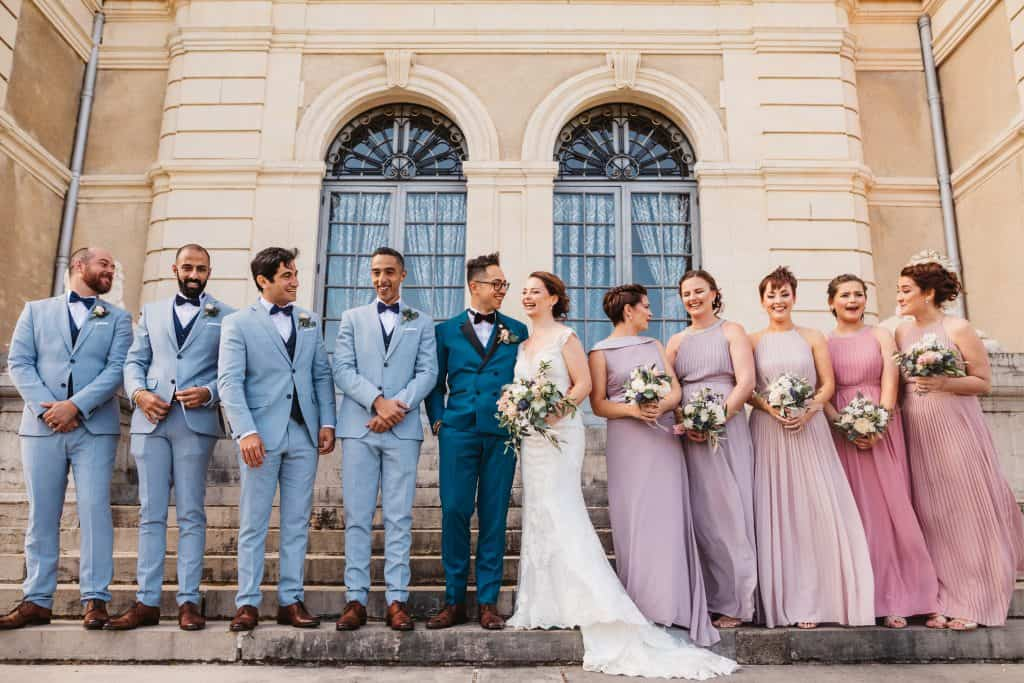 French wedding in Lyon