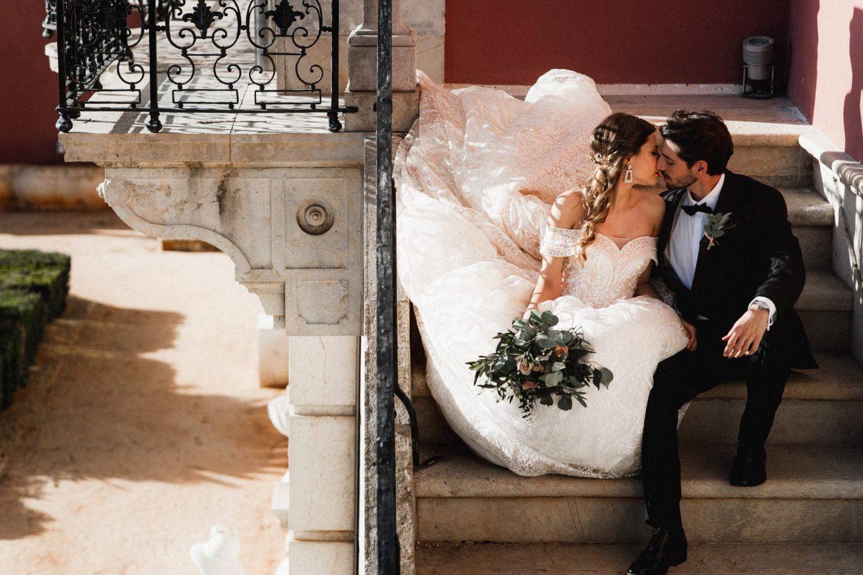 PORTUGAL PALACE WEDDING PHOTOGRAPHER