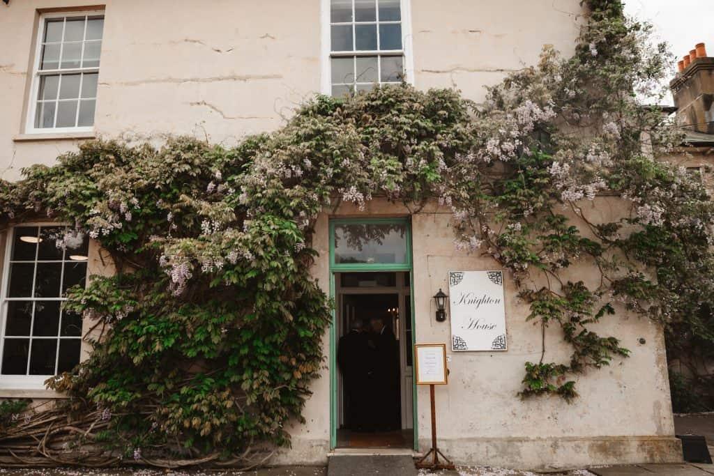Knighton house wedding venue