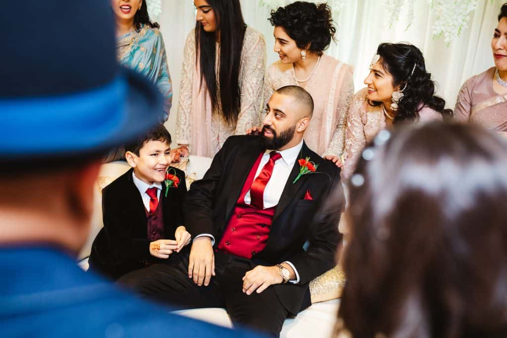 Indian froyle park wedding
